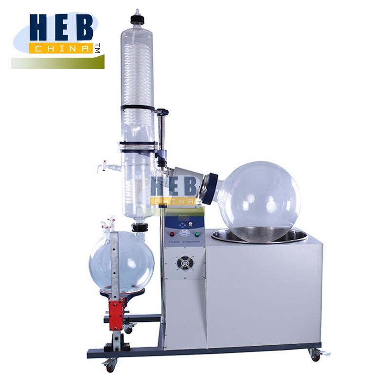 100L New Type Rotary Evaporator/Vacuum Rotary Evaporator with Heating Bath