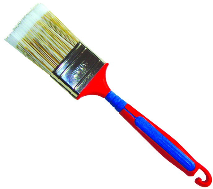 Paint Brush with TPR Handle (1114210)
