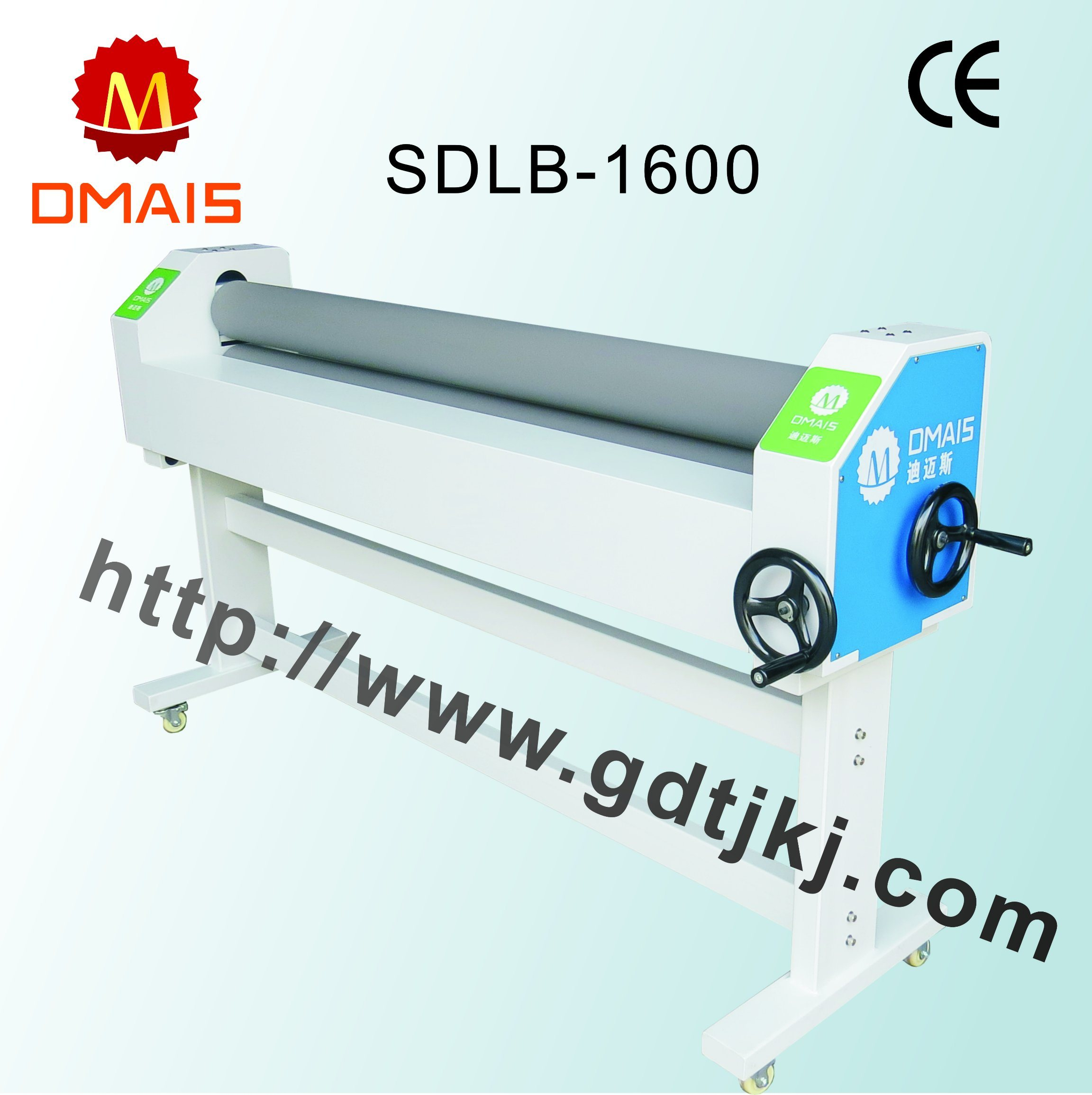Dmais Roll to Roll Cold Manul Film Laminator