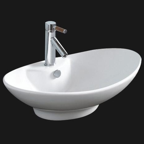 Undercounter Porcelain Sink & Basins (6001)