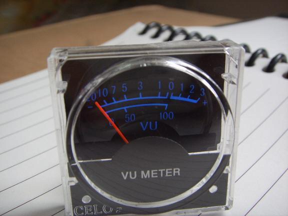 Digital Vu Meter : Vu meter desktop bing images