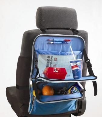 back seat organizer.