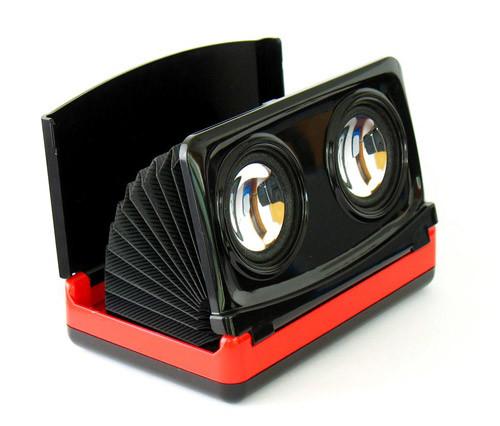 Speaker on mini speaker for mp3 mp4 ipod v9 china ipod portable