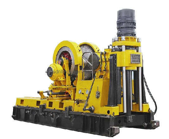 Spindle Type Core Drilling Rig (HXY-9) with 4000m Capacity
