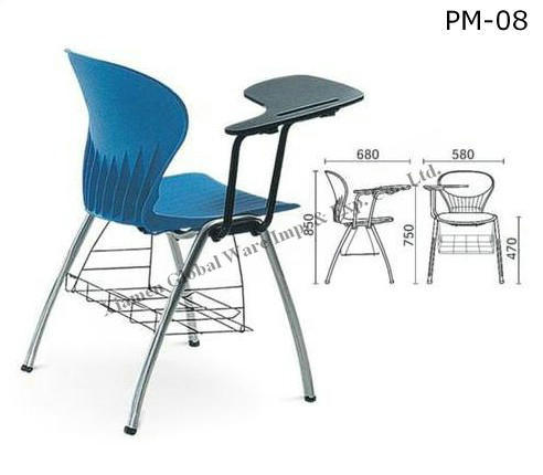 Tablet-Arm Chair(PM-08) - China School Arm Chair, Arm chair