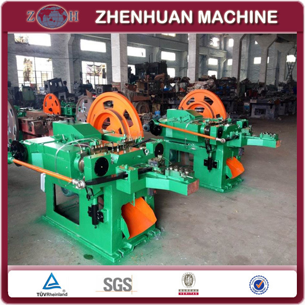 Automatic Nail Making Machine