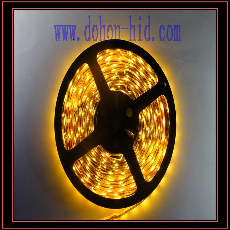 Yellow Led Strip Light: LED Strip Lighting (5050 5m Yellow)