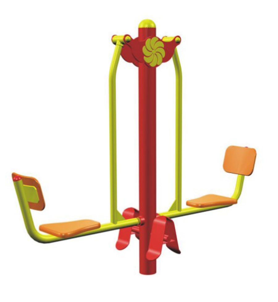 Double Seat Pedal Equipment (HP09-2908)