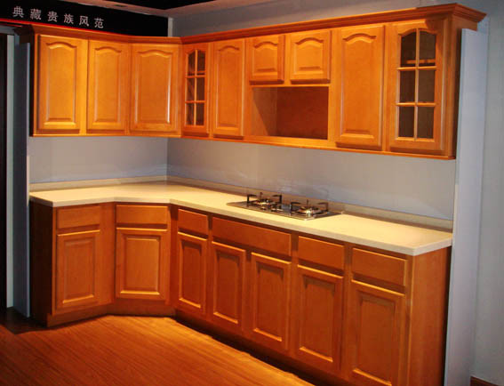 Pin plywood cabinets on pinterest for Beech wood kitchen cabinets