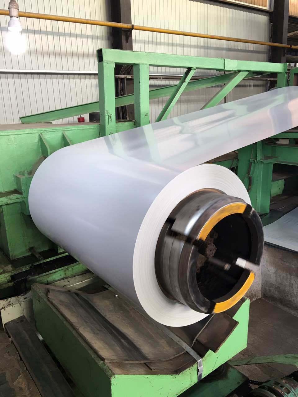 (PPGI) , Prime Prepainted Steel, Color Coated Galvanized Steel Coil