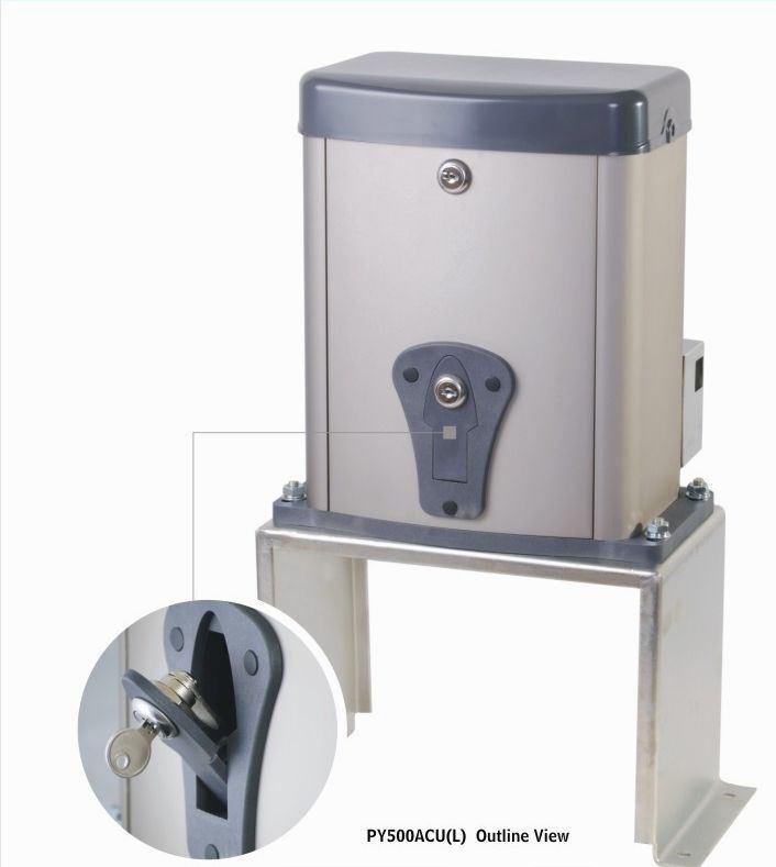 Sliding Gate Opener PY500AC China Automatic Door Opener Sliding