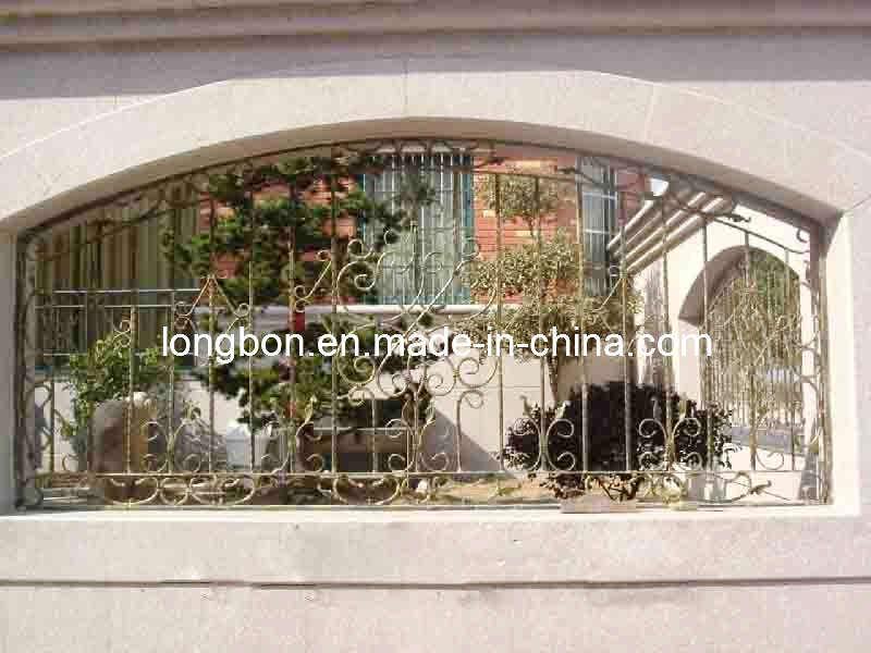 Corrugated Iron Fence Designs LB G F 0016 China Garden