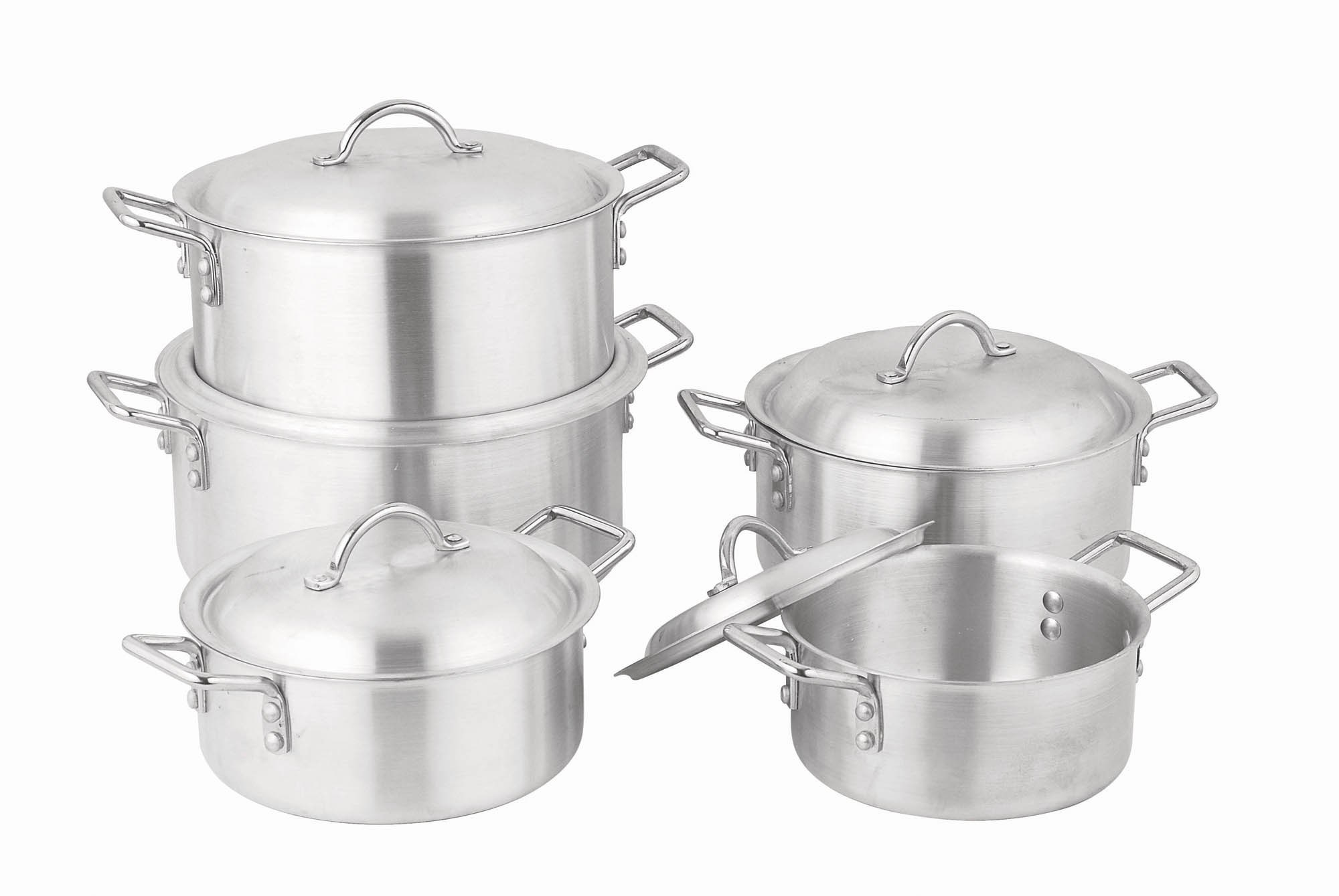 China aluminum cooking pot yk cs011 photos pictures for Cuisine aluminium