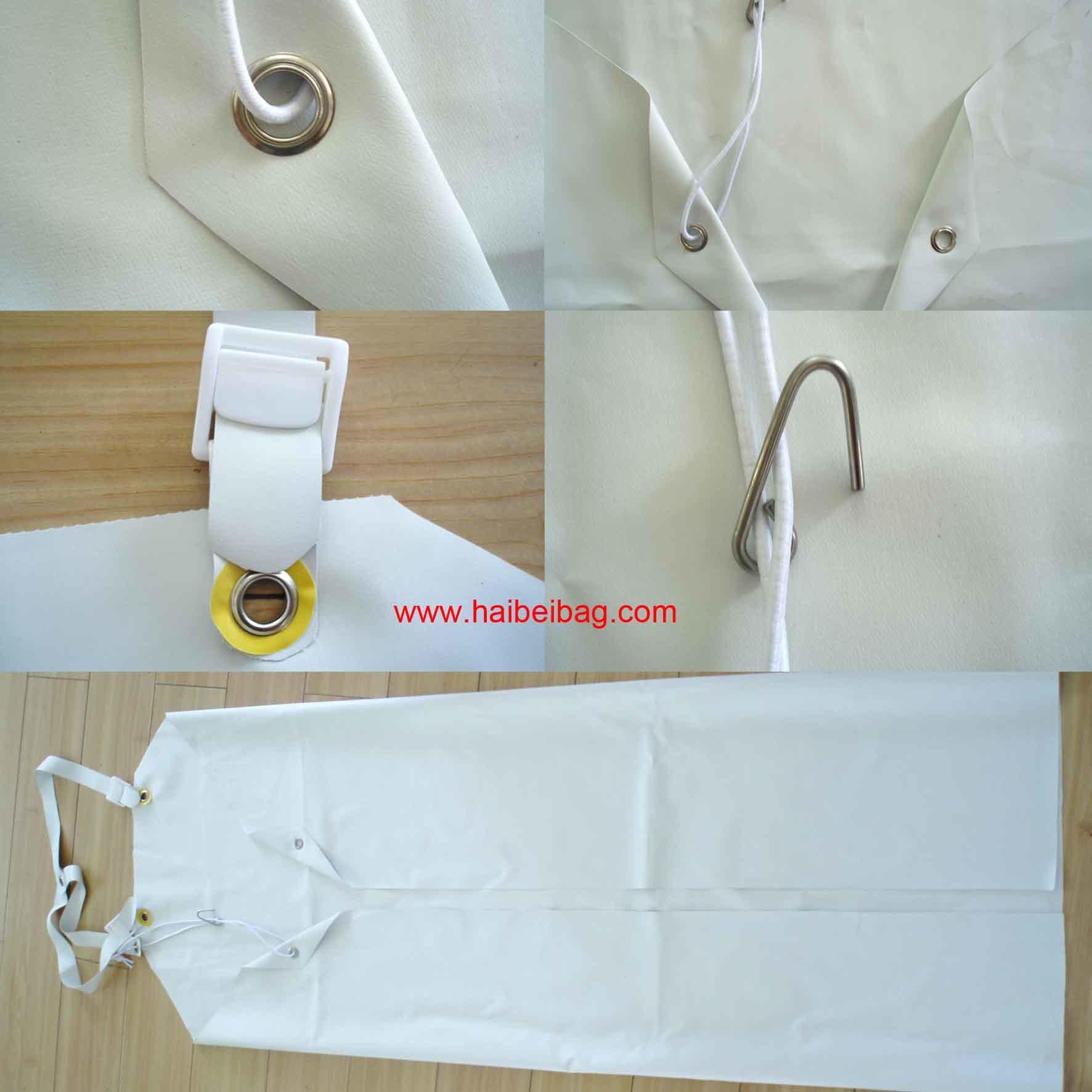 Anti-Acid Rubber /PVC Butcher Apron for Slaughter House (HBAP-2)