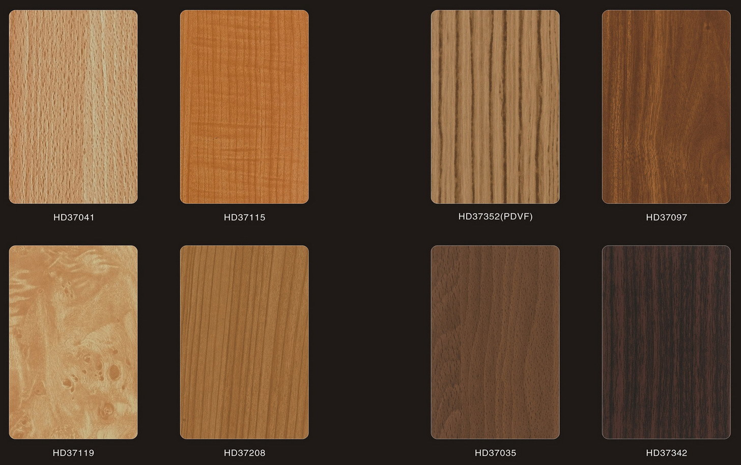 China Wooden Color Composite Panels 002 China Aluminum