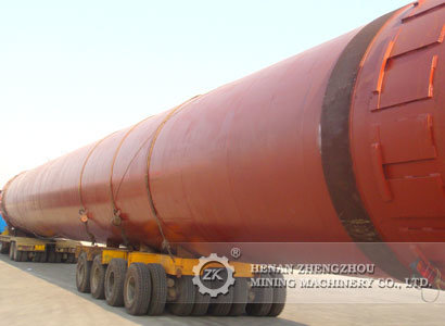 Oil Fracturing Proppant Production Line of Ceramsite Rotary Kiln