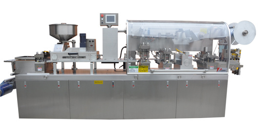 Dpp-260k2 High-Speed Blister Packing Machine