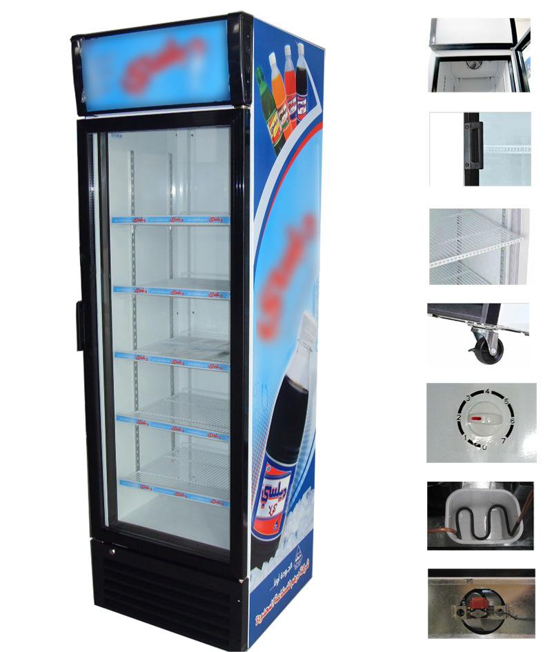 China single door display cooler china display cooler for 1 door display chiller