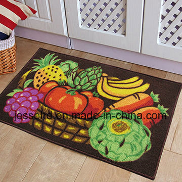 Comfortable Loop Pile Polyester Carpet Latex Backing Floor Carpet