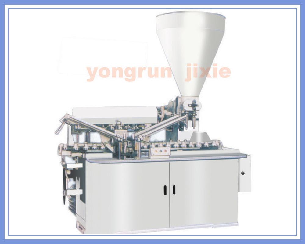 Automatic Aluminium Tube Filling and Sealing Machine (GZ01)