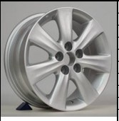New Design Car Alloy Wheel Hub 15 Inch