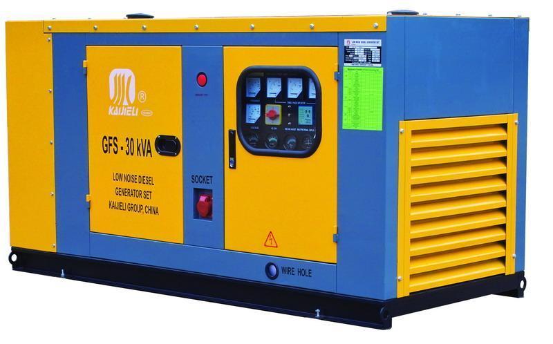Diesel Generating Set (Silent Type)