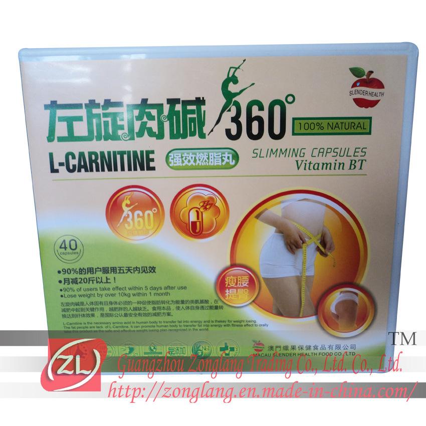 L-Карнитин 360 Slimming капсула - L-Карнитин 360 Slimming капсулапредоставлен(-ы,-а) Guangzhou Zonglang Trading Co., Ltd. для Ро