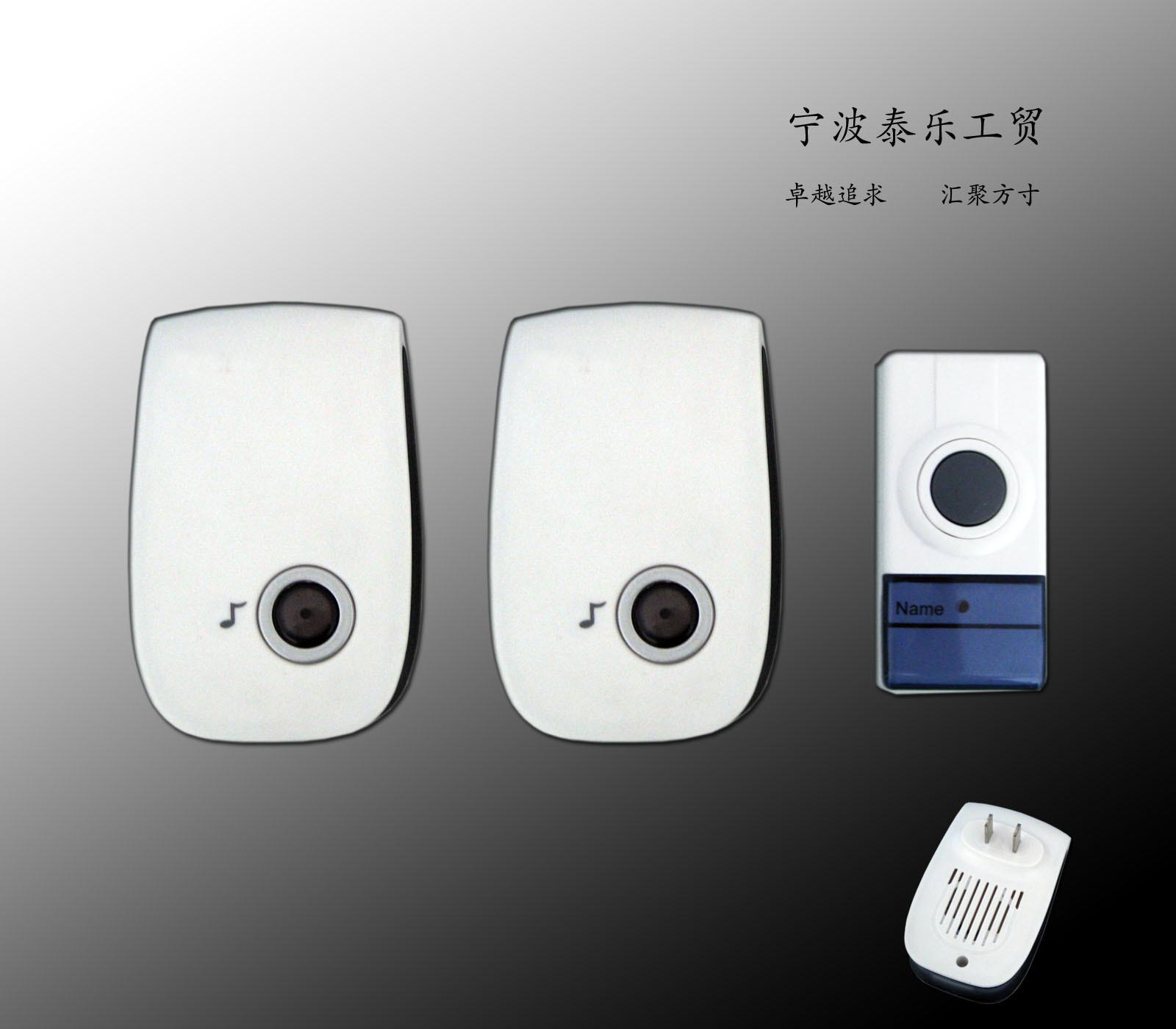 China Ac Wireless Doorbell Tl 305 2 China Ac Doorbell