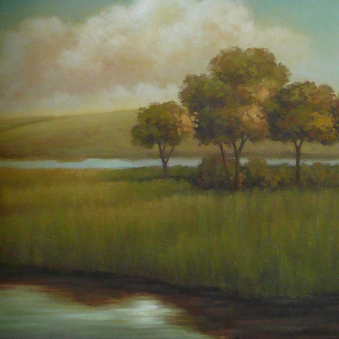 china natural modern landscape oil painting 001 china