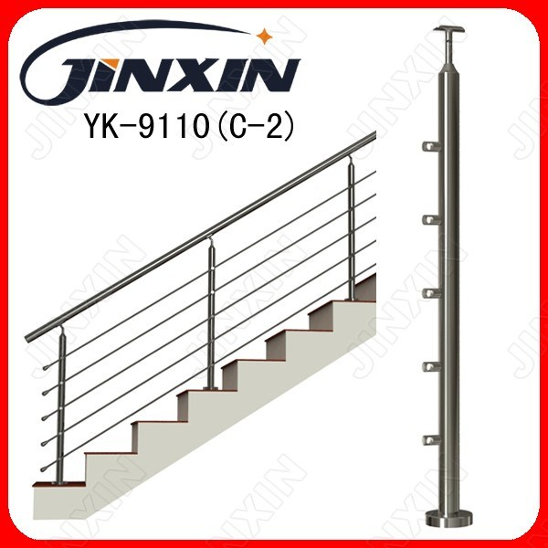 Handrail Balustrade, Handrail Fitting (YK-9110)