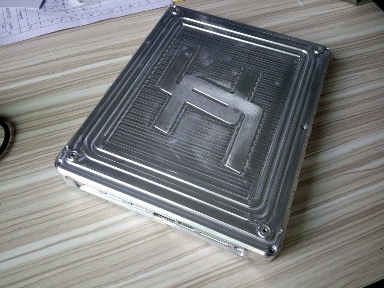 Aluminum Alloy CNC Machining Part, Metal Fabrication