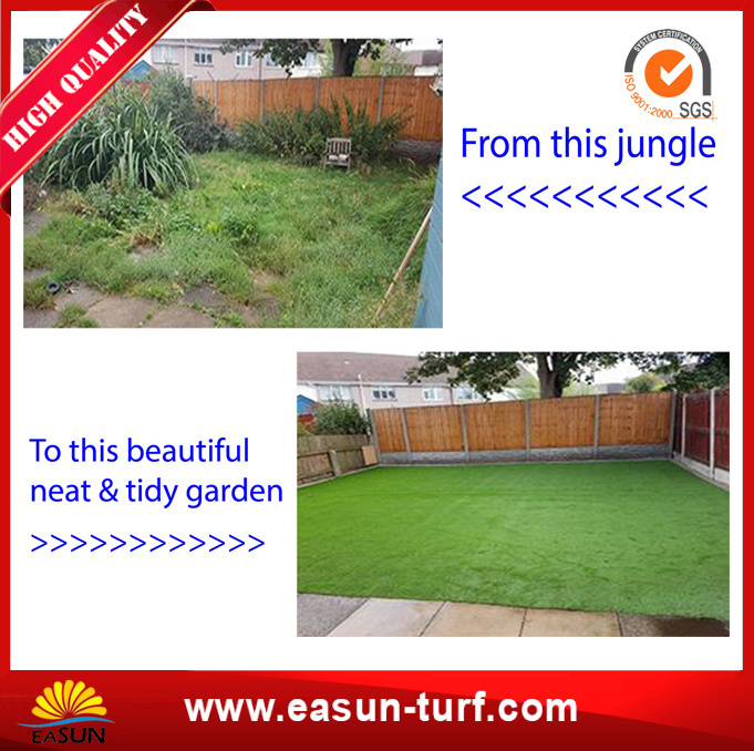2017 Trending Products Artificial Grass Turf for Garden