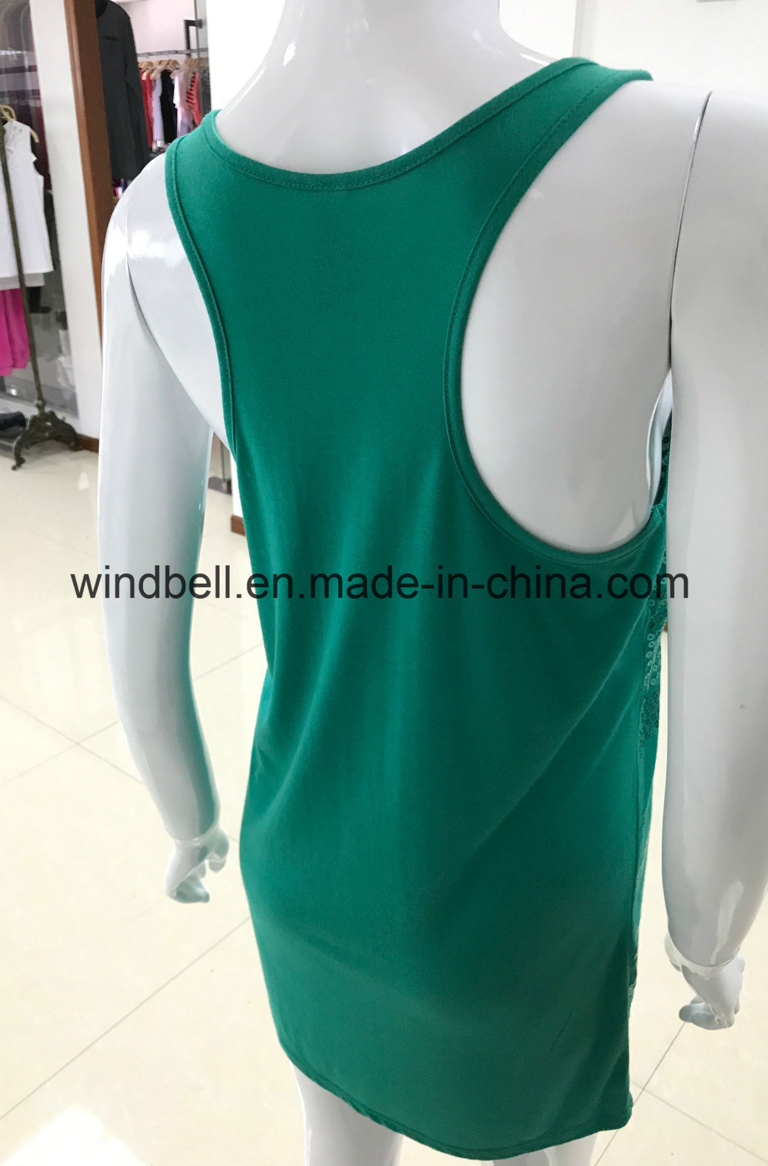 Fashionable Dress for Women with Sequins