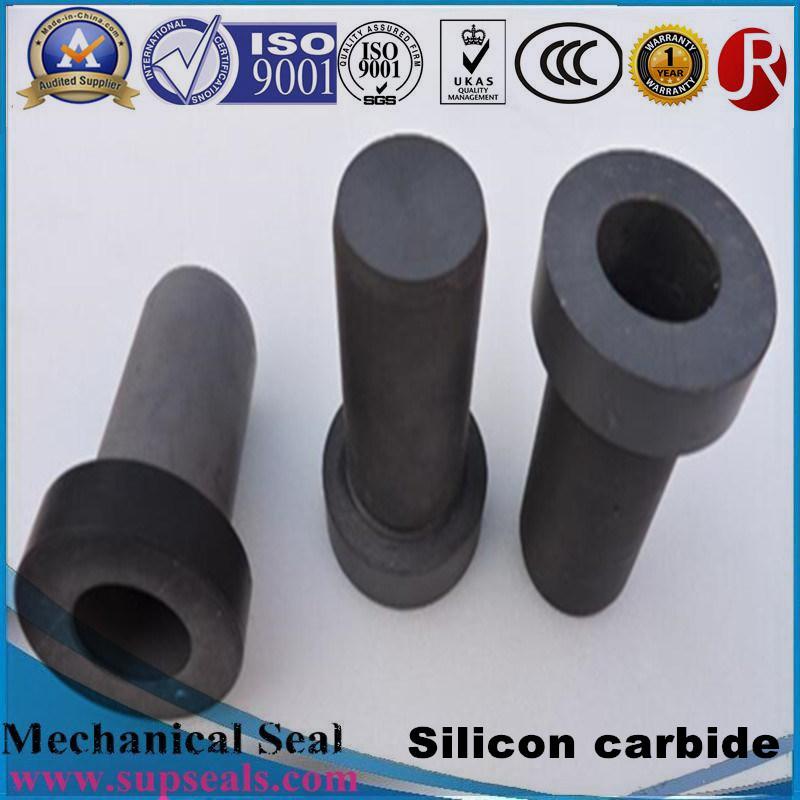 High Temperature Melting Pot Crucible Silicon Carbide Graphite Crucibles