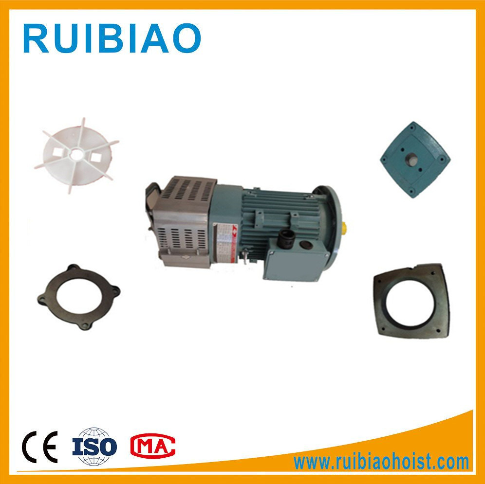 Hoist Motor Construction Hoist Spare Parts Mini Motor