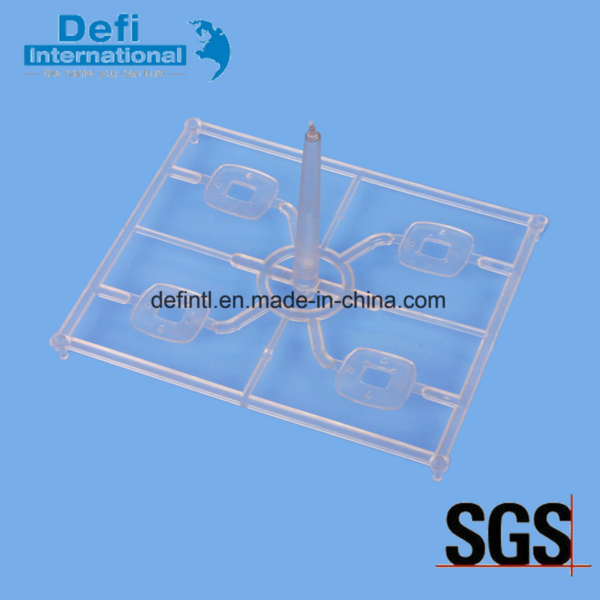 Plastic Injection Moulding Products for Window