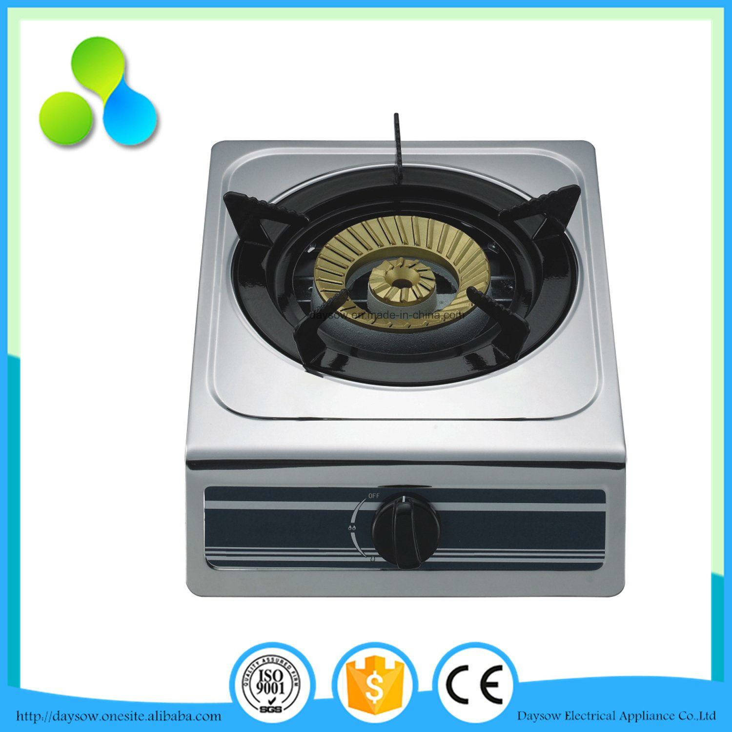 Manufacturers in China Induction Cooker with Gas Stove