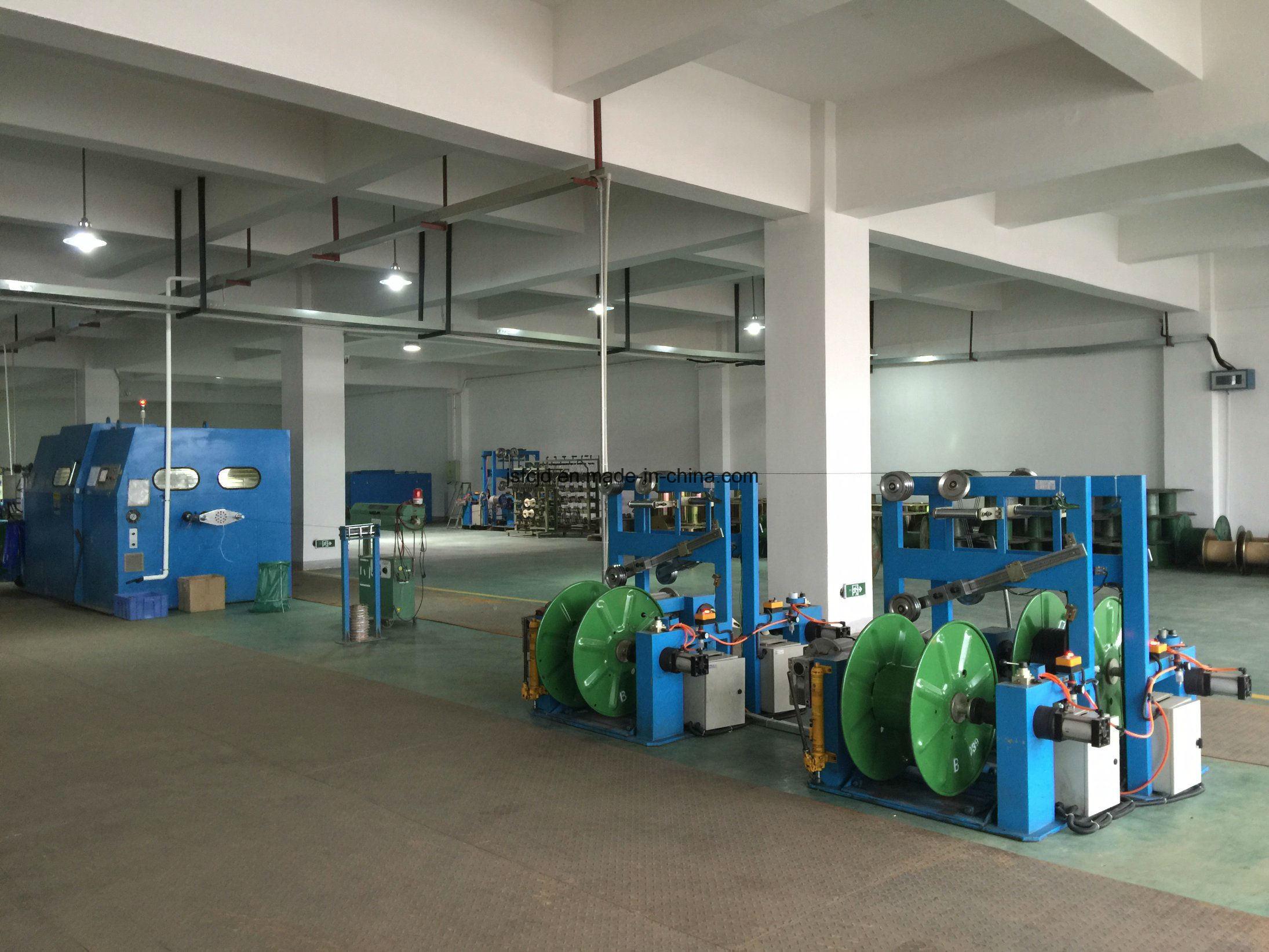 Copper Wire, Cable Wire Double Twist 1250bobbin Twisting Machine (FC-1250B)
