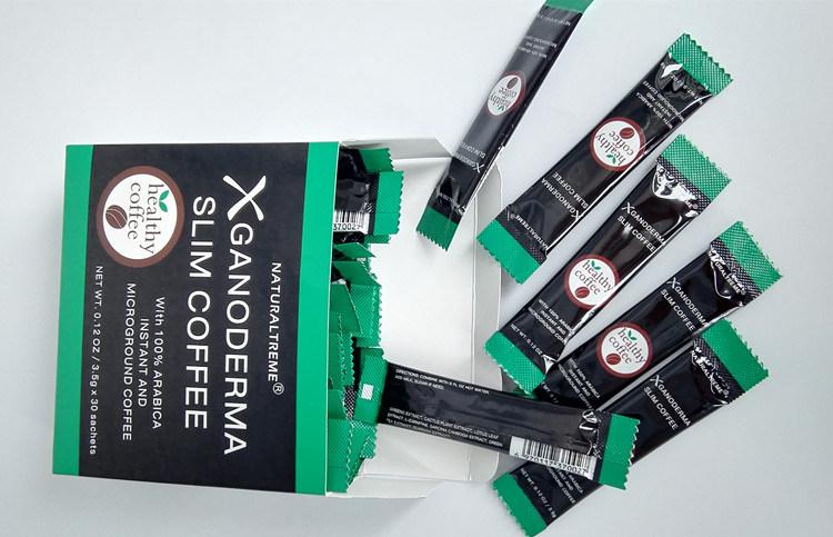 OEM/ODM /Customize Beauty Care Ganoderma Slimming Coffee