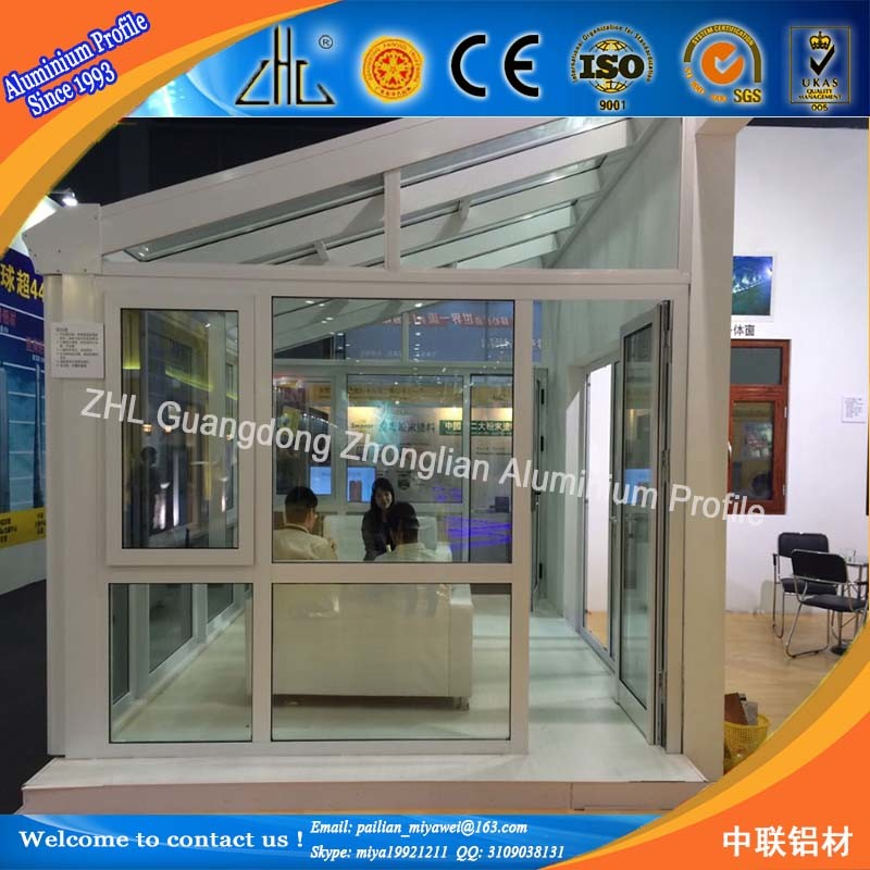 Factory Supply 6063 T5 Aluminum Green House