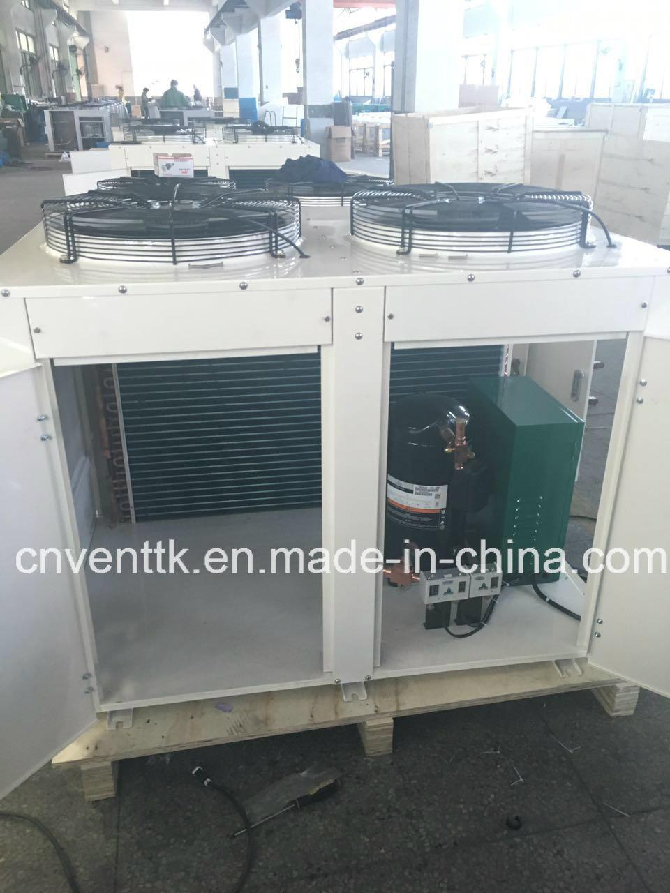 Box Type Copeland Compressor Condenser Units