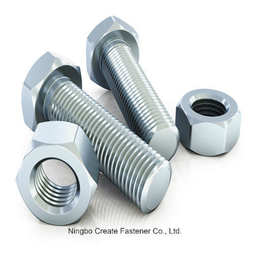 Hex Cap Screws for ASME B18.2.1
