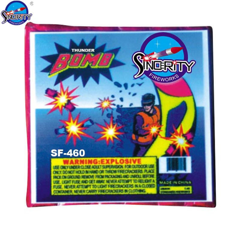Thunder Bomb Fireworks Firecracker