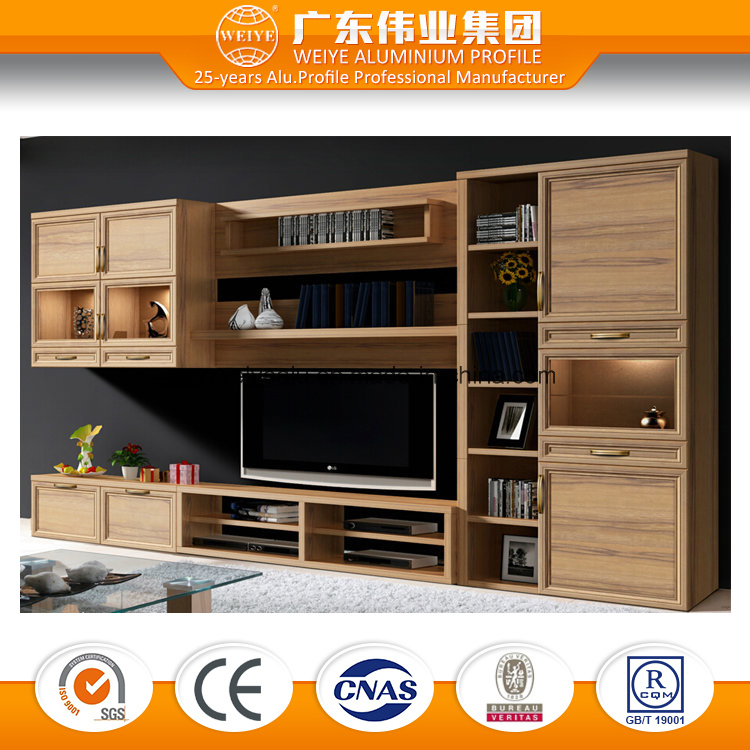 Aluminium Made TV Cabinet Aluminium Furniture