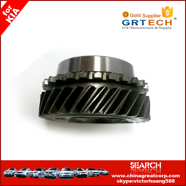 MB50117231b Steel Transmission Gear for KIA Pride