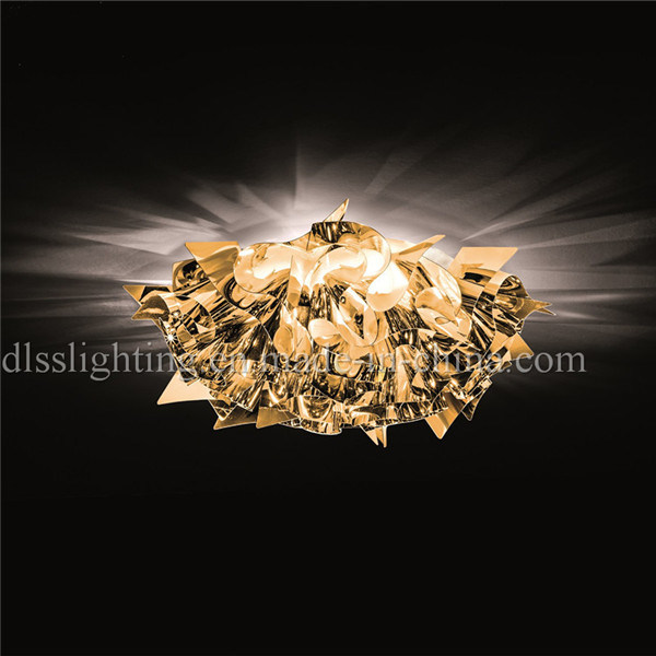 Modern Plastic Decoration Ceiling Lamp for Wholesale Lighting