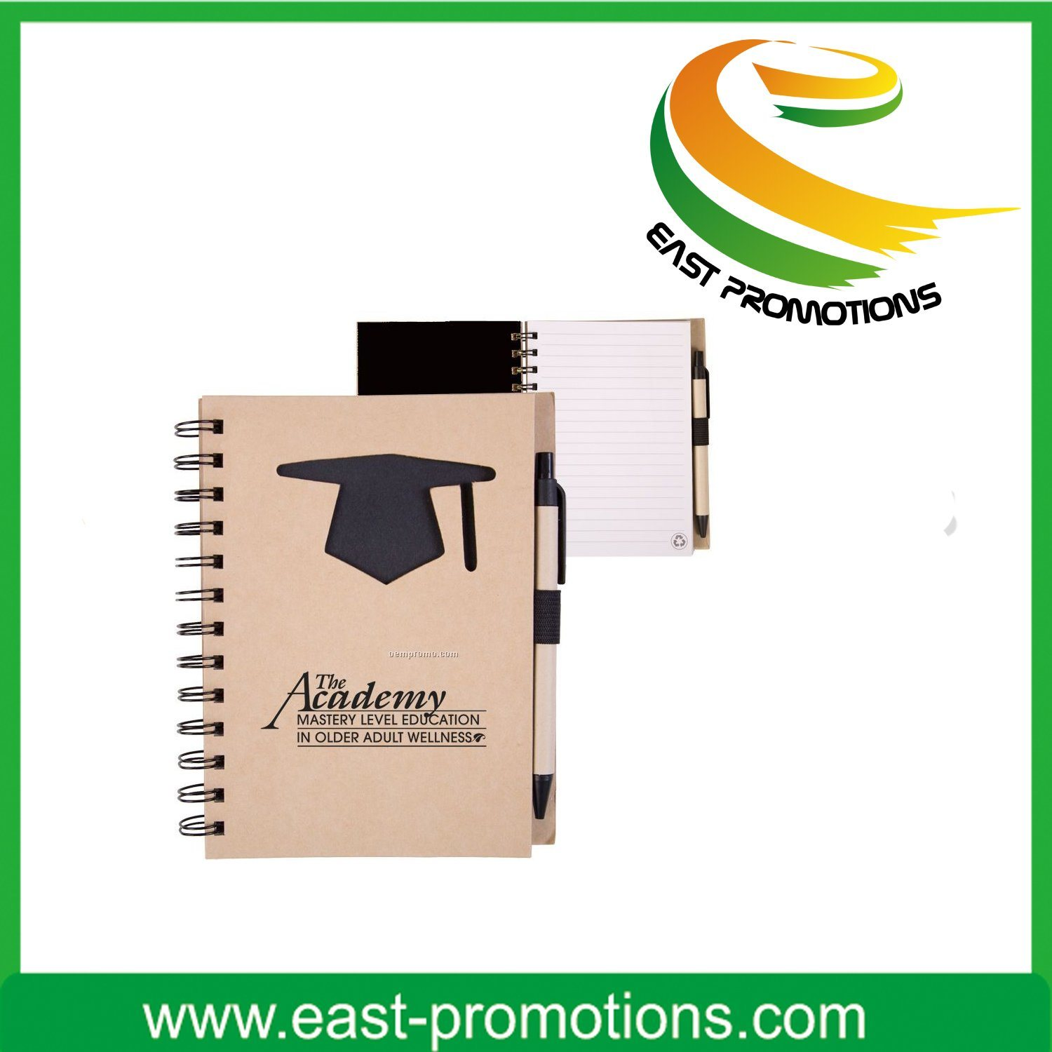 Promotional Office Wooden Clip Paper Recycle Ball Pen