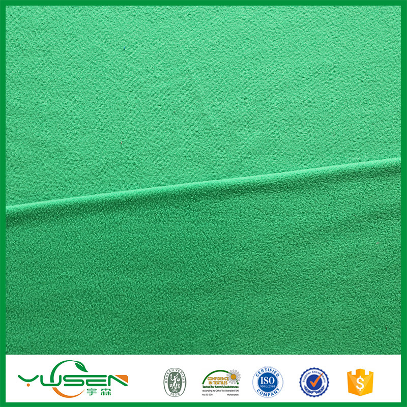 100% Poly Various Micro Polar Fleece Fabric for Carpet