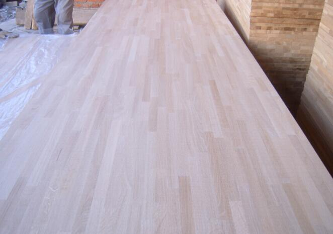E0 Standard Oak Finger Joint Board (Countertops/Benchtops/Worktops)