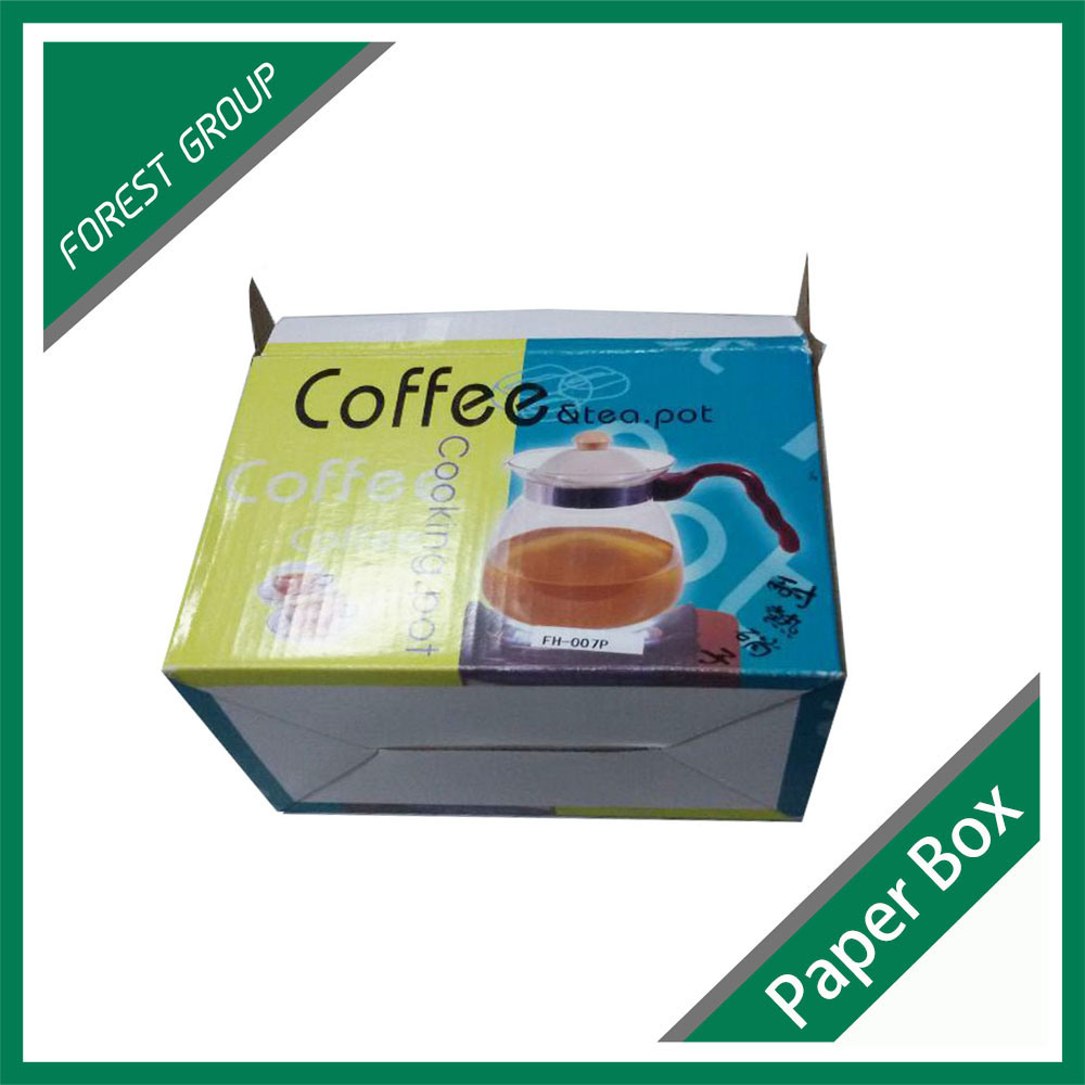 Elegant Customized Printing Paper Tea Box for Tea Packaging